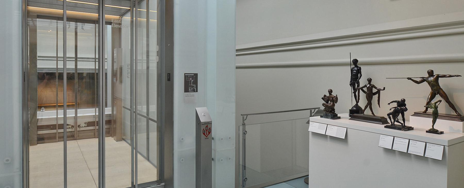 Elevator Interiors And Custom Cabs